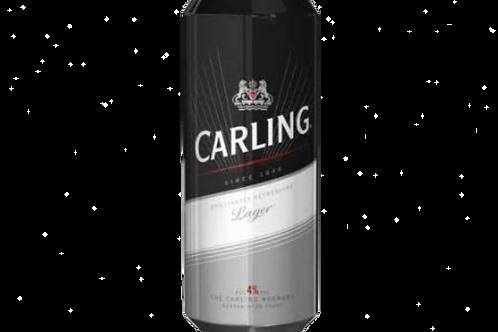 Carling Black Label Lager
