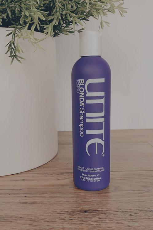 Blonda Toning Purple Shampoo 8oz