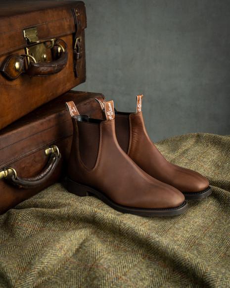 RM WILLIAMS Dynamic Flex Comfort Craftsman Boots photography