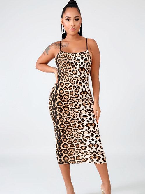 Fierce Midi Dress