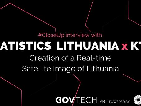 #CloseUp: Statistics Lithuania x KTU
