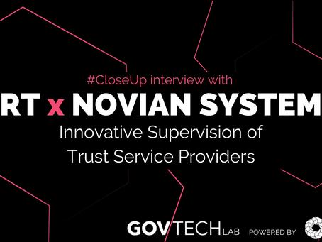 #CloseUp: RRT x Novian Systems