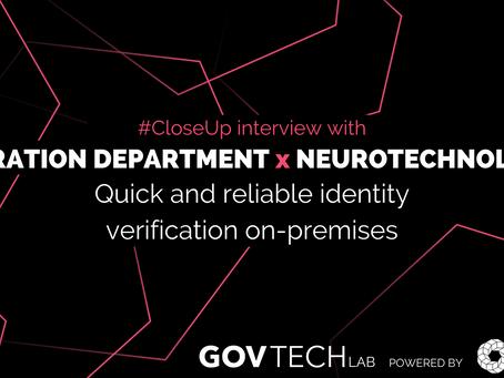 #CloseUp: Migration Department x Neurotechnology