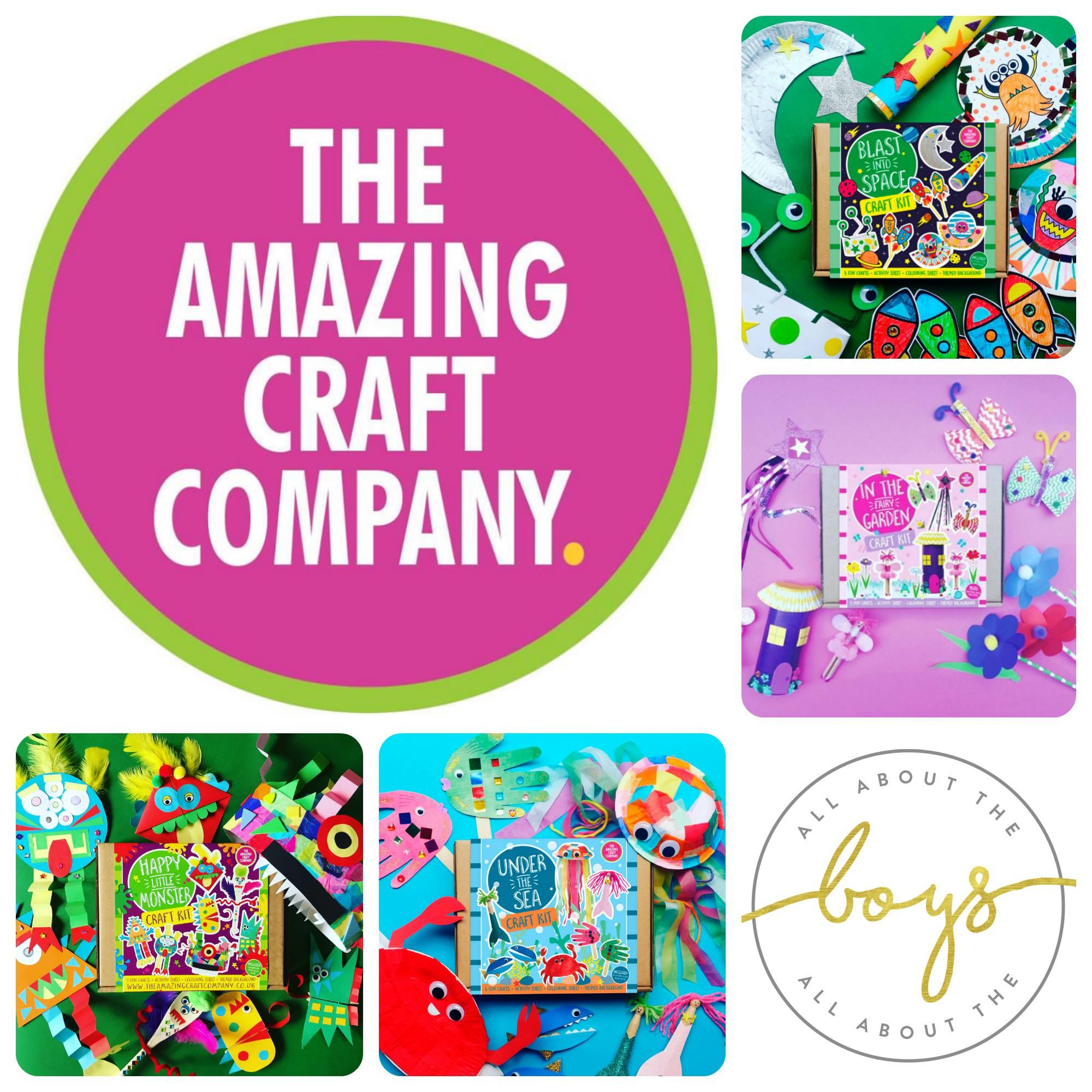 The Amazing Craft Company