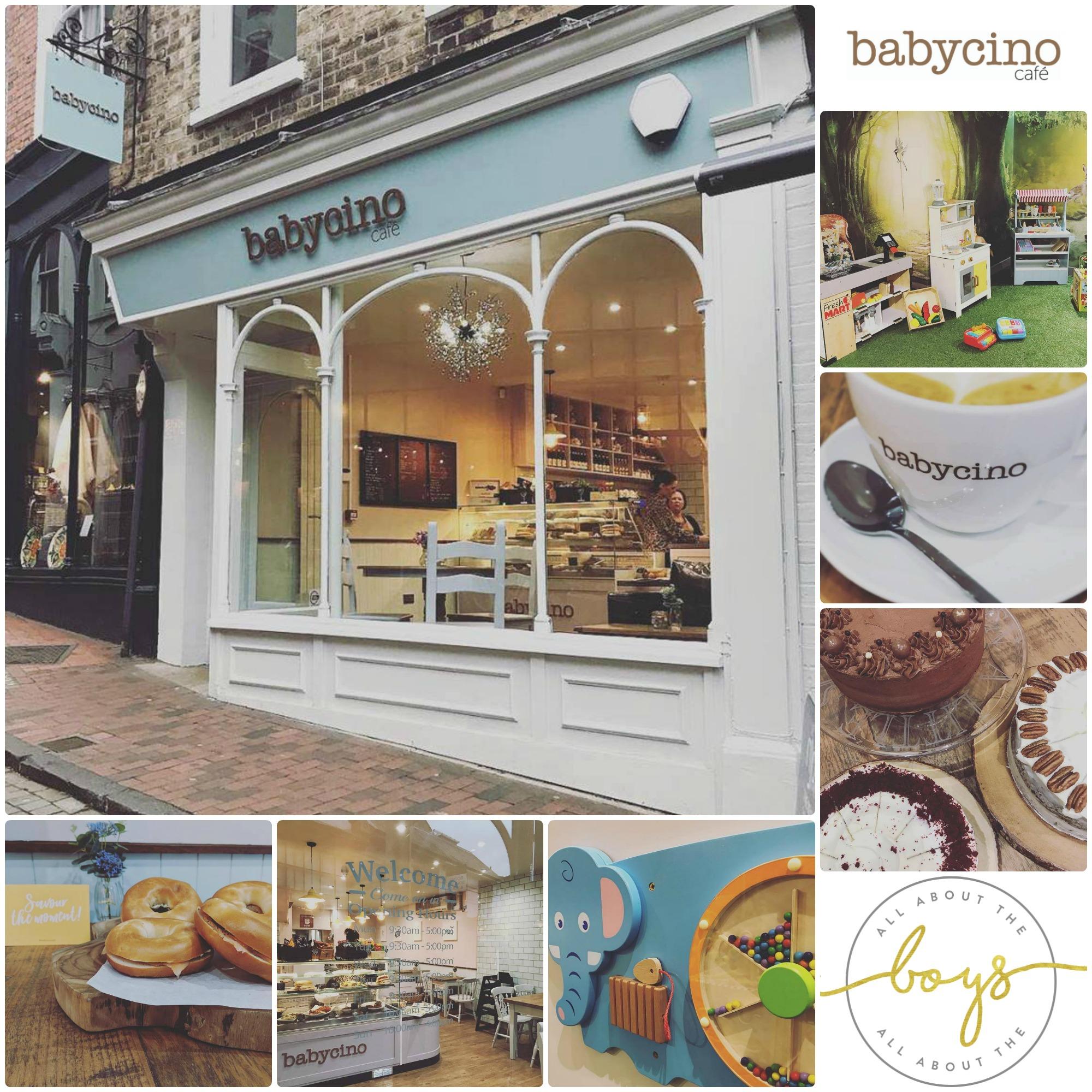 Babycino Cafe, Tunbridge Wells