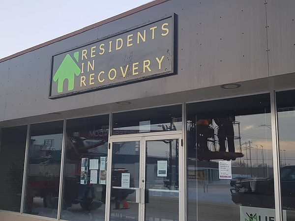 Residents in Recovery
