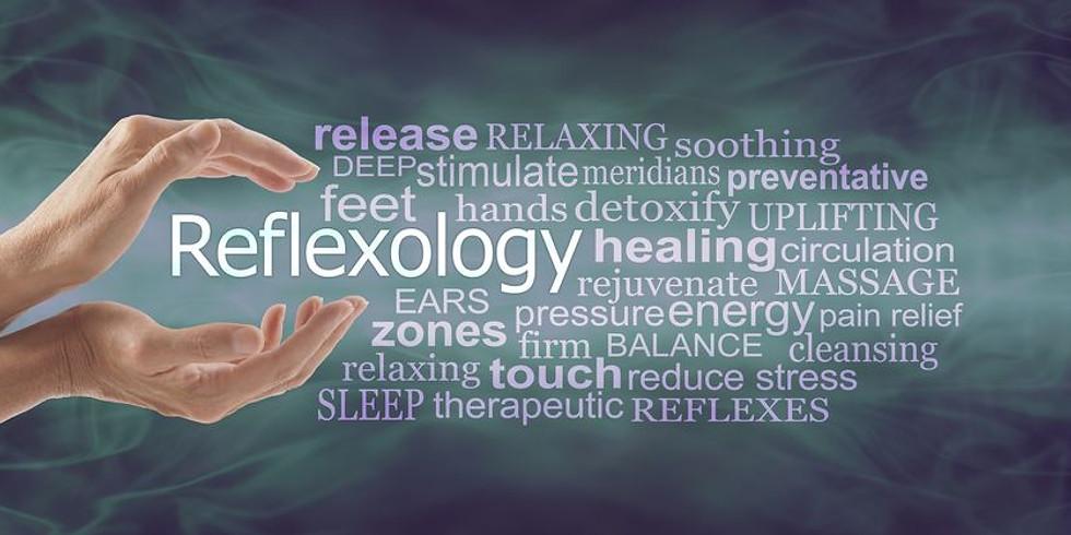 Reflexology CE 12 hour course for LMT's