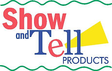 Show and Tell Products company logo in color