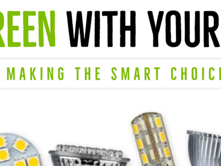 Going Green With Your Facility: Making the Smart Choices