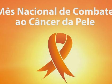 Dezembro Laranja: começa o mês da conscientização do câncer da pele