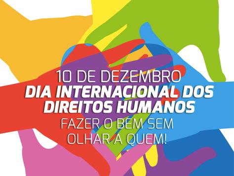 Dia Internacional dos Direitos Humanos.