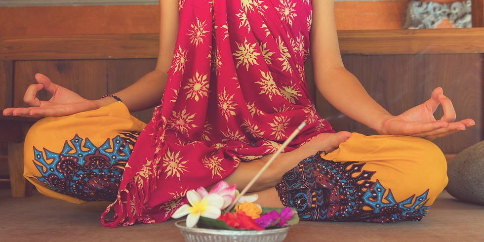 Online International Yoga Day Restorative Evening Yoga