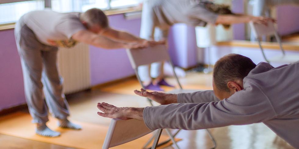 Online International Yoga Day - Chair Yoga