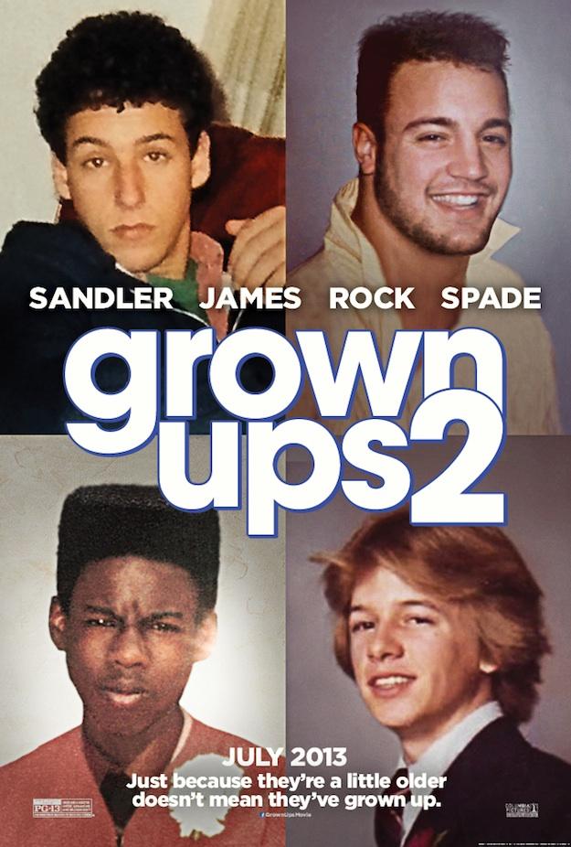 grownups poster