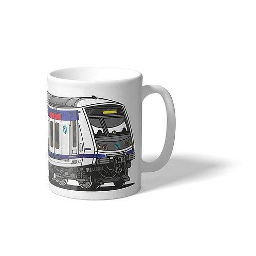 Mug RER A Alteo MI2N - Vandals On Holidays