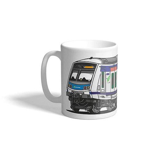 Mug RER E Eole MI2N - Vandals On Holidays