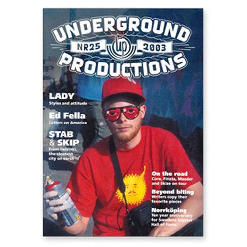 Underground Productions 25 - 2003