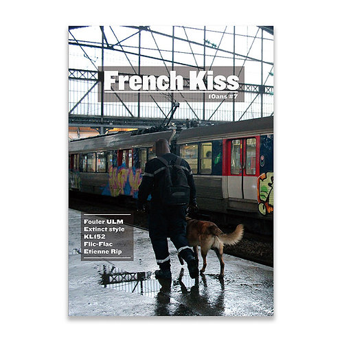 French Kiss magazine 7 - 2019