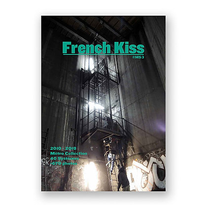 French kiss magazine HS3 Métro Collection