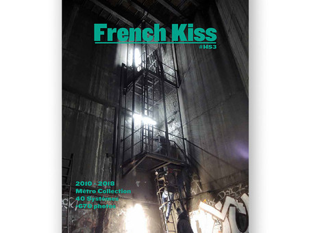 French Kiss magazine HS3 - Métro Collection