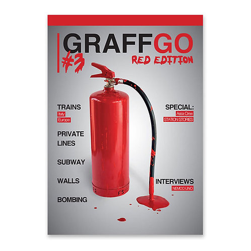 GraffGo 3 Red edition - 2017