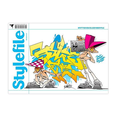 Stylefile magazine 57 - 2021