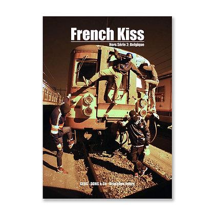 French kiss magazine HS2 Belgique 2015