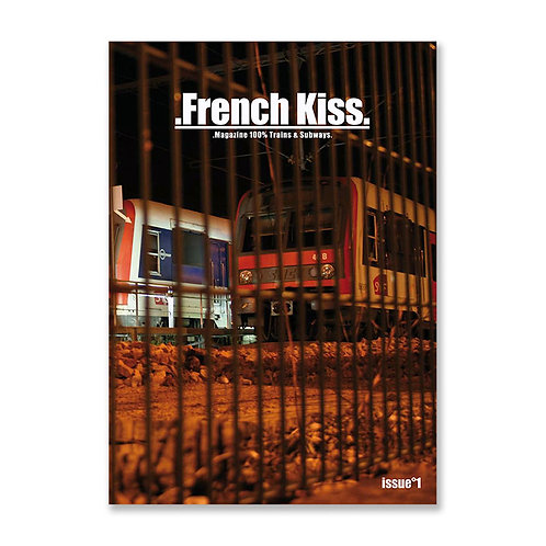 French kiss magazine issue 1 - 2009 PDF
