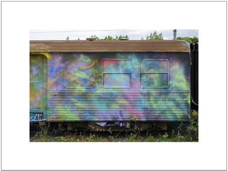 Maxime Drouet: L'envers du Graffiti