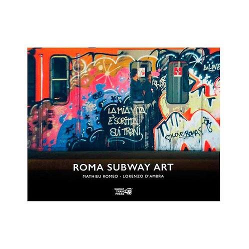 Roma Subway Art