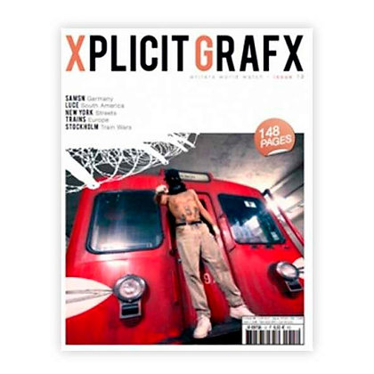 Xplicit Grafx vol.3 issue 12 - 2009