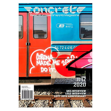 Concrete magazine #17 - 2020