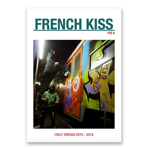 French Kiss magazine HS4 Italy Dream - 2020