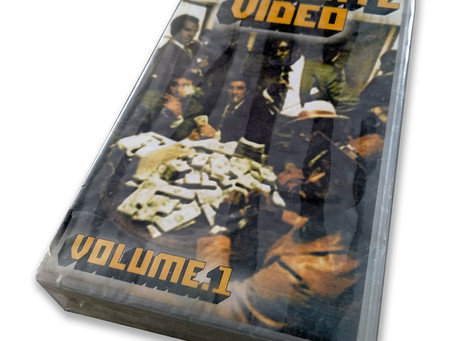 Fanzine & VHS collector 90'