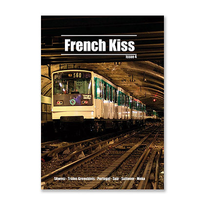 French Kiss magazine 4 - 2014