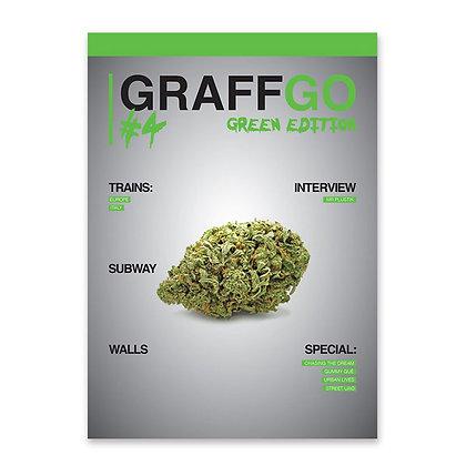 GraffGo 4 Green edition - 2018