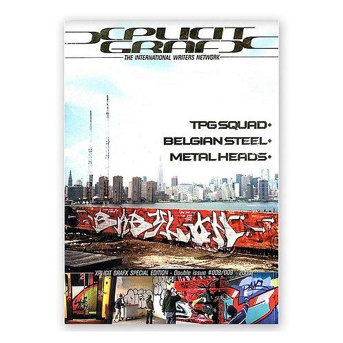 Xplicit Grafx vol.2 double issue 008/009 - 2004