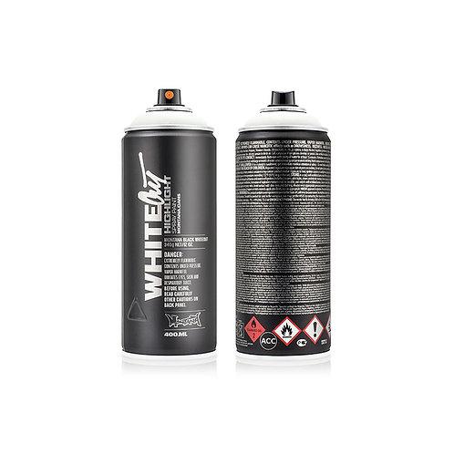 Pintura en aerosol Montana Whiteout 400ml