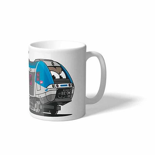 Mug - TER Bombardier - AGC - VOH