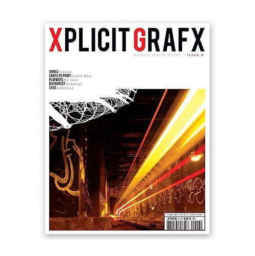 Xplicit Grafx vol.3 issue 6 - 2007