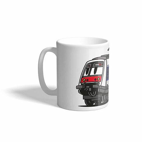 Mug RER B MI79 - Vandals On Holidays
