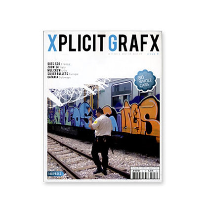 Xplicit Grafx Vol.3 issue 8 - 2008