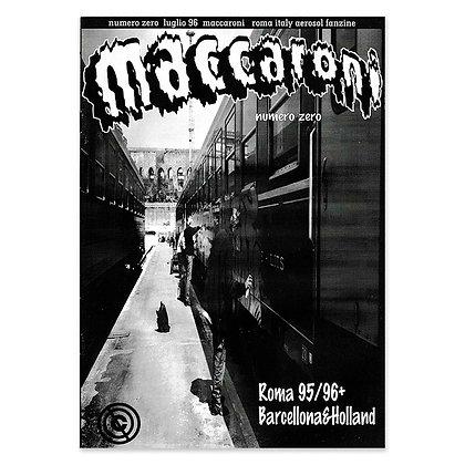 Maccaroni numero zero - 1996