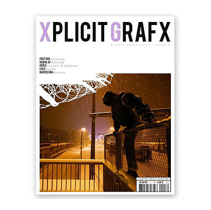 Xplicit Grafx vol.3 issue 3 - 2007
