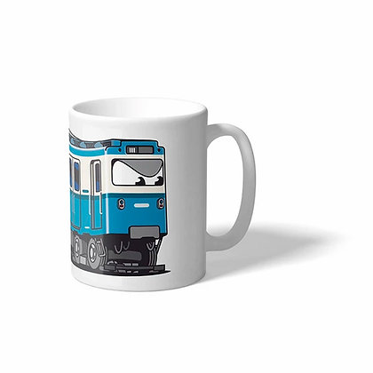 Mug - Métro Paris MP59 - VOH