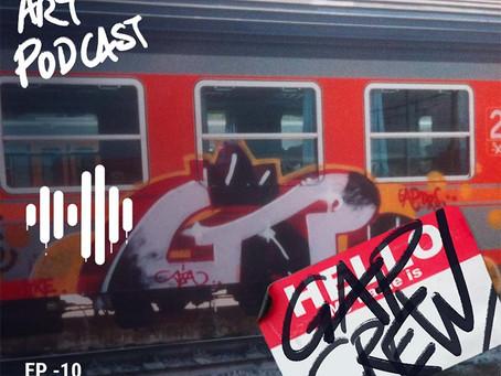Ndek & Dja GAP - Urban Art Podcast Ep.10