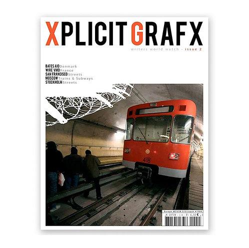 Xplicit Grafx vol.3 issue 2 - 2006