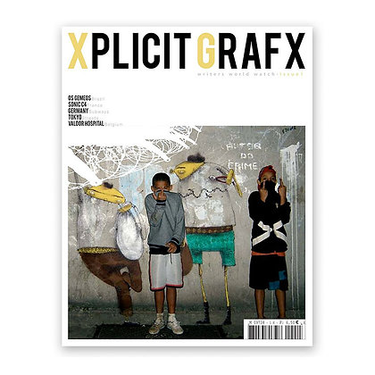 Xplicit Grafx vol.3 issue 1 - 2005