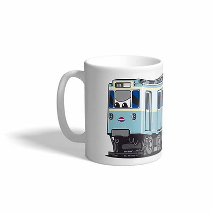 Mug - Métro Paris MP55 - VOH