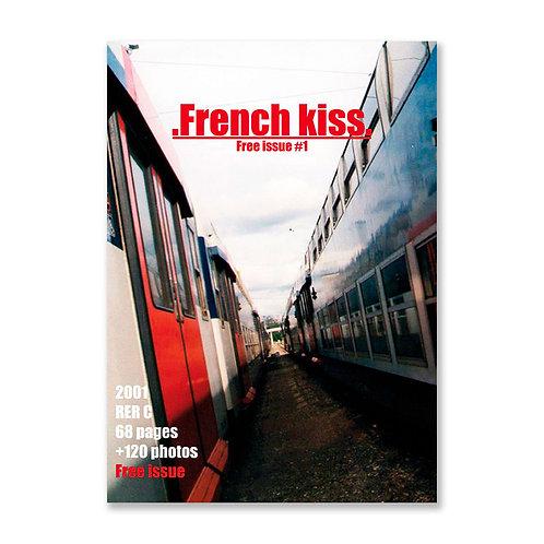 French Kiss magazine HS1 RER C - 2001